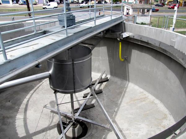 Barredor Sedimentador Catalent